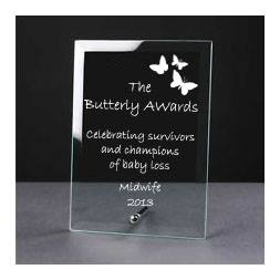 Butterfly Awards Logo